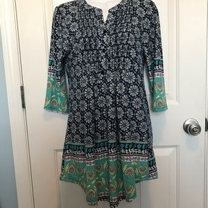 Reborn knit top size small